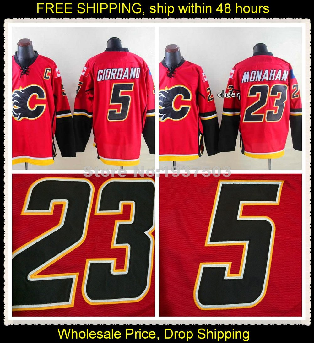 sean monahan jersey for sale