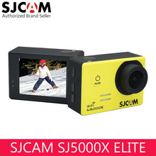 Original SJCAM SJ5000X Elite Wifi 4K Action Camera Gyro Ultra HD Waterproof Diving Outdoor Mini Sport