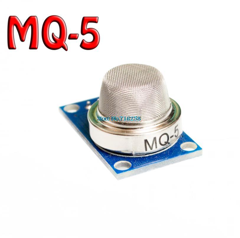 MQ-5 Methane Natural Gas Sensor Shield Liquefied Electronic Detector Module New