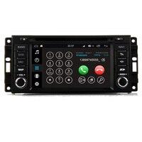 RoverOne S200 Android 8.0 Car Multimedia Player For Dodge Nitro 2007 ~ 2012 Autoradio DVD Radio Stereo GPS Navigation Bluetooth