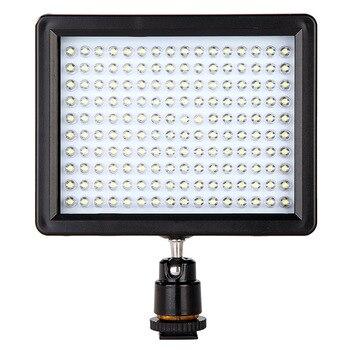 WanSen W160 LED Licht Video Kamera Licht Lampe DV Für Kamera 7,5 V 10,5 W Drop Verschiffen Großhandel 160LED