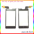 Original New Touch Screen For DNS S4003 innos i6s i3 Touch Glass Panel Digitizer Black mobile Phone Replacement