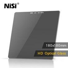 NiSi 180*180mm Square Inserting Disk Polarizing HD CPL lens Filter Optical Glass for Lens of Digital DSLR Camera
