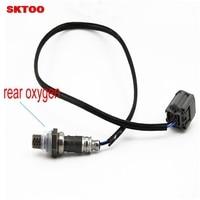 Otomobiller ve Motosikletler'ten Egzoz Gazı Oksijen Sensörü'de SKTOO 2 ADET 07 10 Mazda 3 M3 1.6L oksijen sensörü Ön oksijen Z601 18 861A sonrası oksijen Z602 18 861A
