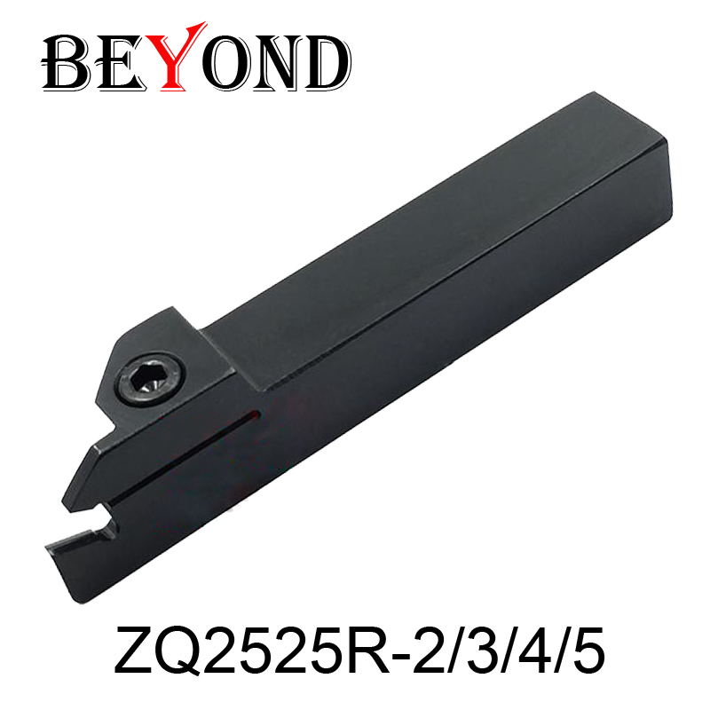 BEYOND ZQ ZQ2525 ZQ2525R-2 ZQ2525R-3 ZQ2525R-4 ZQ2525R-5 Cutting Turning Tool Holder Use SP200 SP300 SP400 SP500 Carbide Inserts
