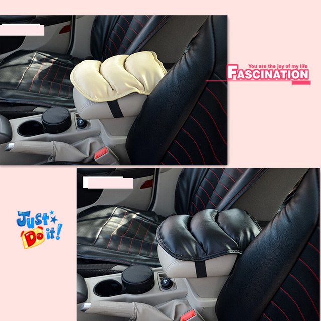 car armrests cover pad for hyundai tucson 2016 passat peugeot 3008