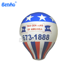 AO313 2.5m H Custom Inflatable Attraction Balloon PVC Helium Balloon China,Commercial custom printed PVC vinyl giant advertising
