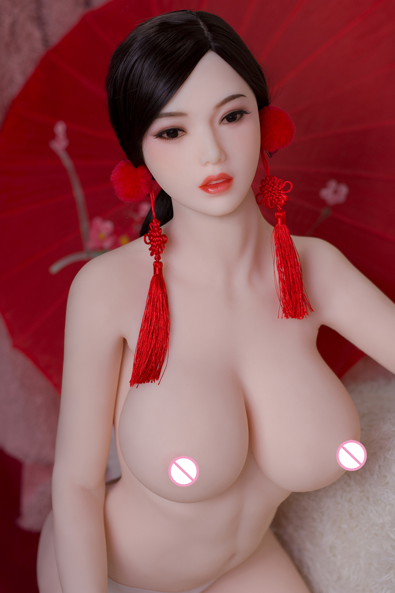 XFunShop Fenja 160cm Top quality real silicone sex dolls - Sexpuppe 17