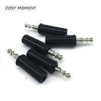 COSY MOMENT 5Pcs/lot 9mm to 3mm Tobacco Smoking Pipe Filter Acrylic Converter Filter Smoking Pipe Accessories YJ280