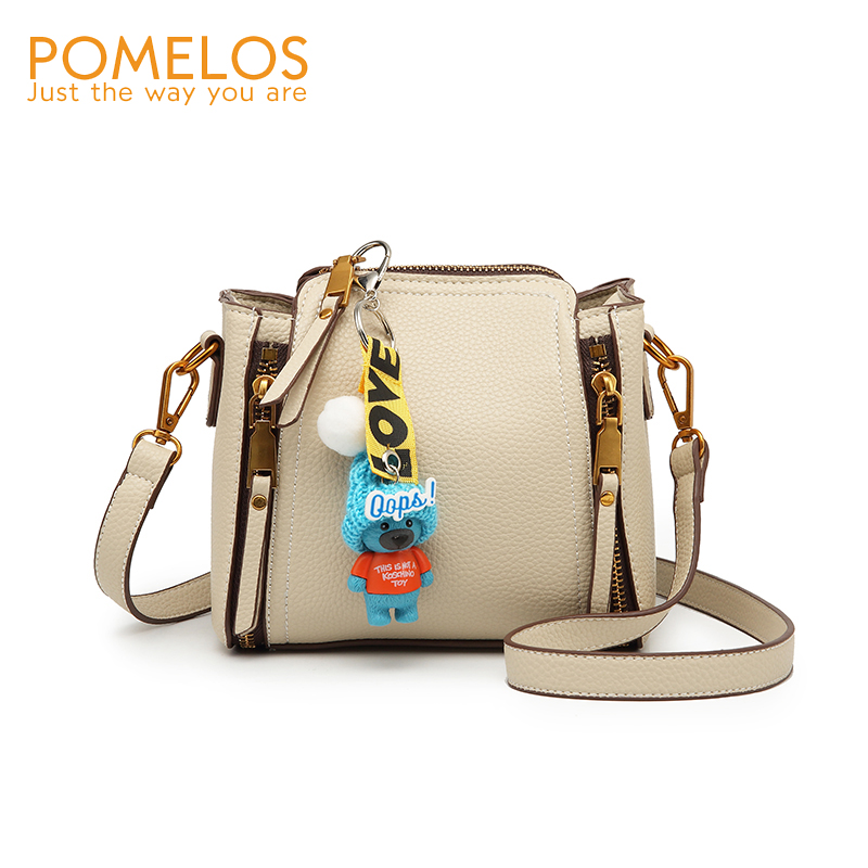6896b24e0572 Купить POMELOS маленькие сумки через плечо для женщин 2018 новые кошельки и  сумки модная женская сумка Роскошные сумки женские сумки дизайнерский бренд  ...