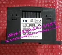 K7M DR30U Authentic original LS(LG) Plc controller,18 point input,Relay 12 point output