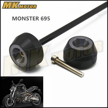 Free delivery For DUCATI MONSTER 695 2007-2008  CNC Modified Motorcycle drop ball / shock absorber