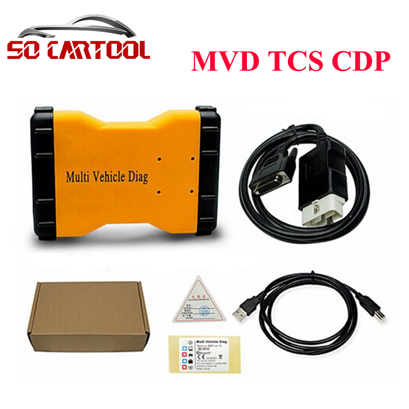 Подробнее о 2015.R3/2015.R1 Software Mulit Vehicle Diag MVD Same Function As TCS CDP Pro With Bluetooth For Cars and Trucks Free Shipping 5pcs lot 2015 1 2015 3 software tcs cdp pro with bluetooth for cars