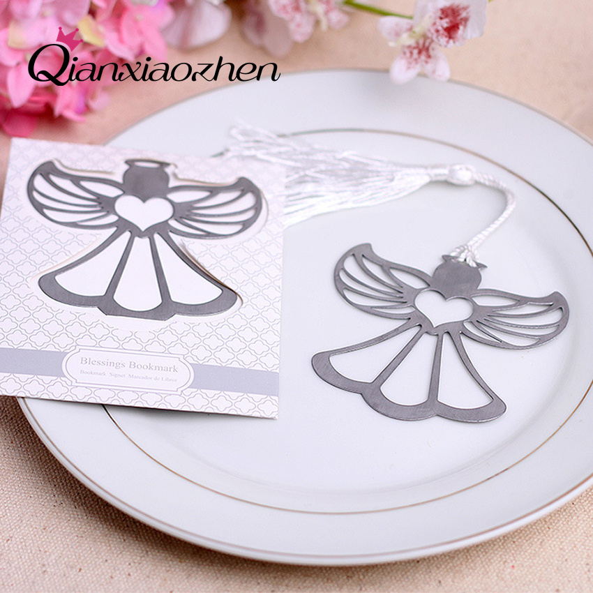 Hot Sale 10pcs Angel Bookmark Wedding Favors And Gifts Wedding