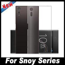 Thin Clear TPU Soft Case Cover For Sony Xperia XZS XZ2 XZ1 XA1 Plus XA XA2 Ultra XZ E5 Z Z1 Z2 Z3 Z4 Z5 X Compact Premium L1 L2