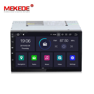 Image 2 - PX30 Android 9.0 Auto Radio Quad Core 7Inch 2DIN Universal Car NO DVD player GPS Stereo Audio Head unit Support DAB DVR OBD BT