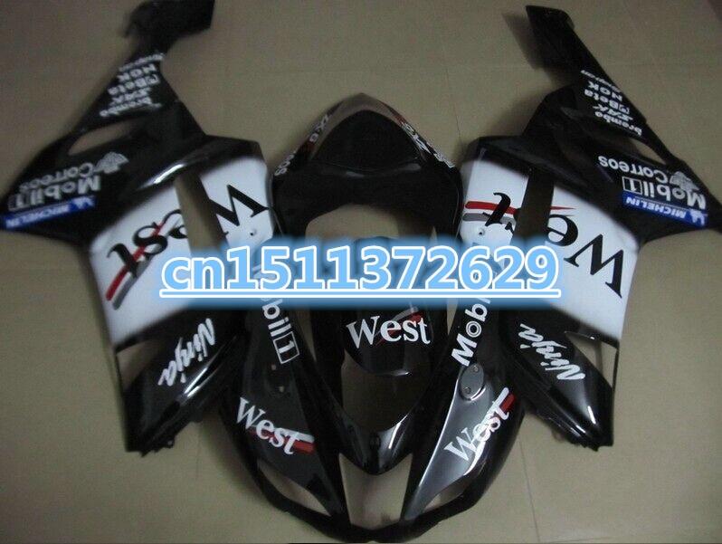Motorcycle Parts Fairings For Kawasaki Zx6r Zx 6r Ninja 636 94 97 95