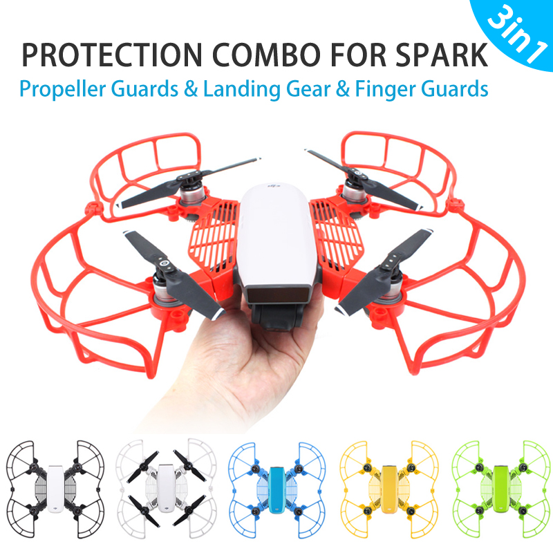 SPARK Protection Combo, включно з гвинтами та - Камера та фото