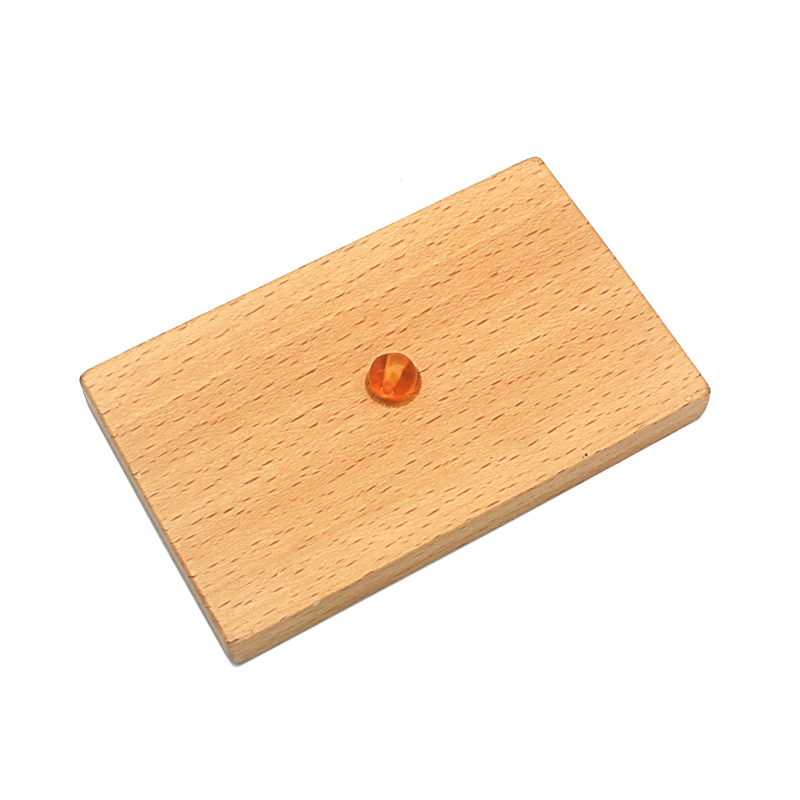 Baby Montessori Materials Learning Decimal System Golden Beads Units With Wood Board Math Toys Preschool Baby Toy For Children