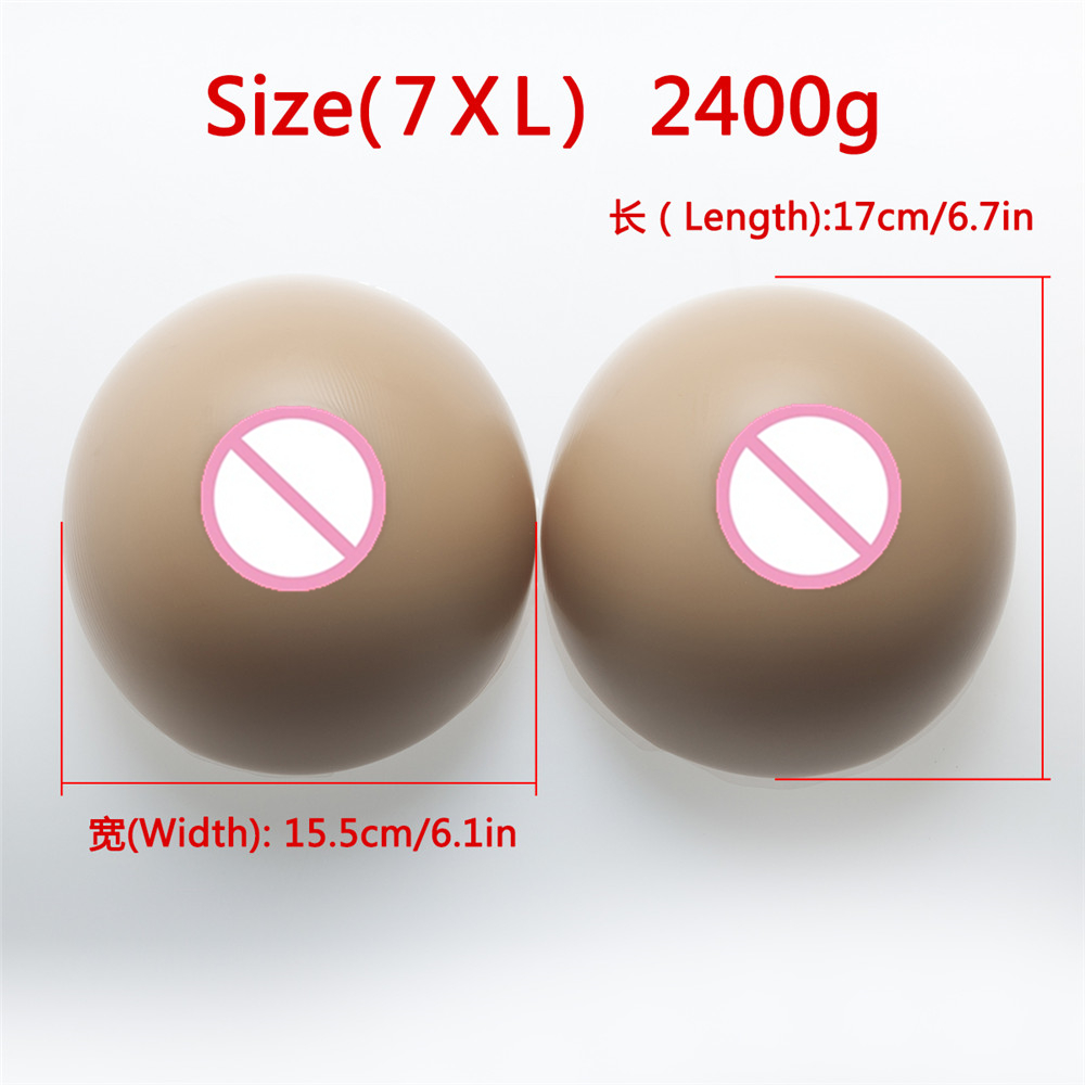 Large Cup 2400g CD TD Breast Form Brown Silicone Breast Artificial fake False Boobs Enhancer  Drag Queen Artificial Breasts Large Cup 2400g CD TD Breast Form Brown Silicone Breast Artificial fake False Boobs Enhancer  Drag Queen Artificial Breasts