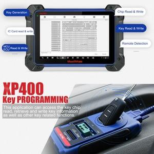 Image 5 - Autel herramienta de diagnóstico automático IM608 XP400, programador de clave, ECU, sin restricciones IP, No se bloqueará
