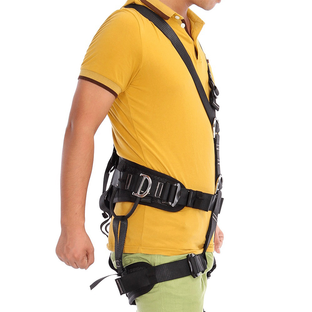 Rock Climbing Harnesses 4