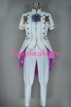 CosplayLove Uta no Prince-sama Maji LOVE Legend Star Ai Mikaze Cosplay Costume Custom Made Woman Man For Halloween Christmas
