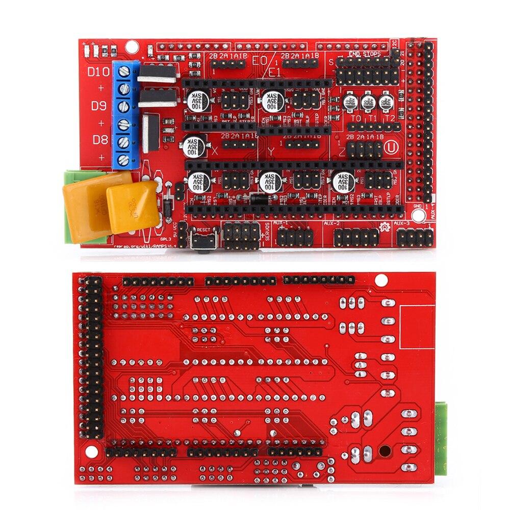 48 V con un Solo Terminal Rojo Vosarea M8 Bloque de distribuci/ón de energ/ía Resistente de 6 para Coche Barco