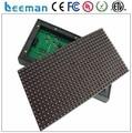 2017 2018 Leeman P10 outdoor indoor led dot matrix module, dual color single color led p4.75 p4 p10 p10 led module price