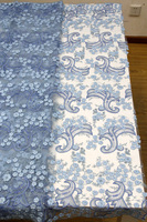 African Laces Fabrics Embroidered High Quality French Lace Fabric stone Nigerian Net tulle Lace Fabric
