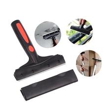 EHDIS Vinyl Wrap Car Carbon Foil Film Handle Rubber Glue Remover Scraper Squeegee Blade Auto Wrapping Sticker Accessories tools