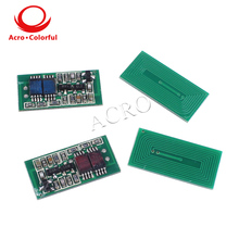 MP C4000 5000 compatible color laser printer spare parts cartridge reset toner chip for Ricoh c4000