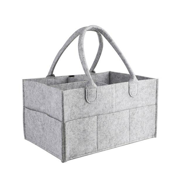multi-storage nursery bag