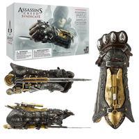 Assassins Creed Syndicate Gauntlet met Verborgen Blade Avec Lame Afscheiden Wapens Actiefiguren PVC brinquedos Collectie speelgoed