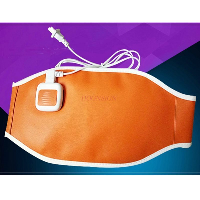 Electronic Moxibustion Package Sea Salt Hot Pack Electric Heating Belt Warm Belly Coarse Compress Moxa Household Care Tool