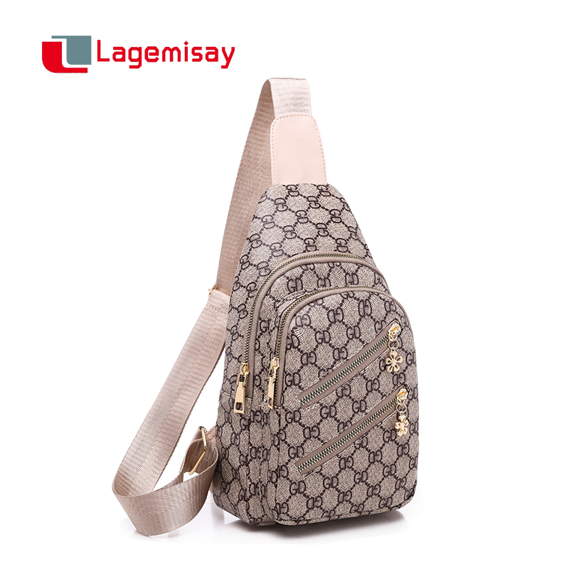Lagemisay Free Shipping Small Women Messenger Bag Lady PU Crossbody Bags Casual Sling Chest Bag Fashion Travel Shoulder Bag PackLagemisay Free Shipping Small Women Messenger Bag Lady PU Crossbody Bags Casual Sling Chest Bag Fashion Travel Shoulder Bag Pack