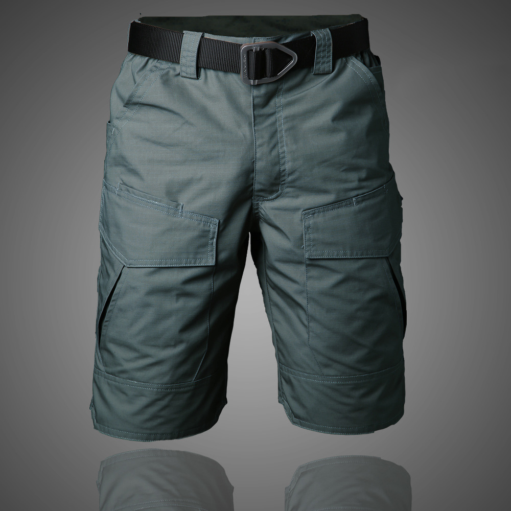 765e18acb6b US $26.52 24% OFF|Summer Military Waterproof Shorts Tactical Cargo Men  Teflon Camouflage Army Military Short Male Pockets Rip stop Casual  Shorts-in ...