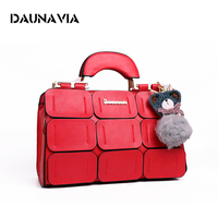 SWDF Women S Handbag The New Spring Summer 2016 Women Bag Suture Boston Bag Inclined Shoulder
