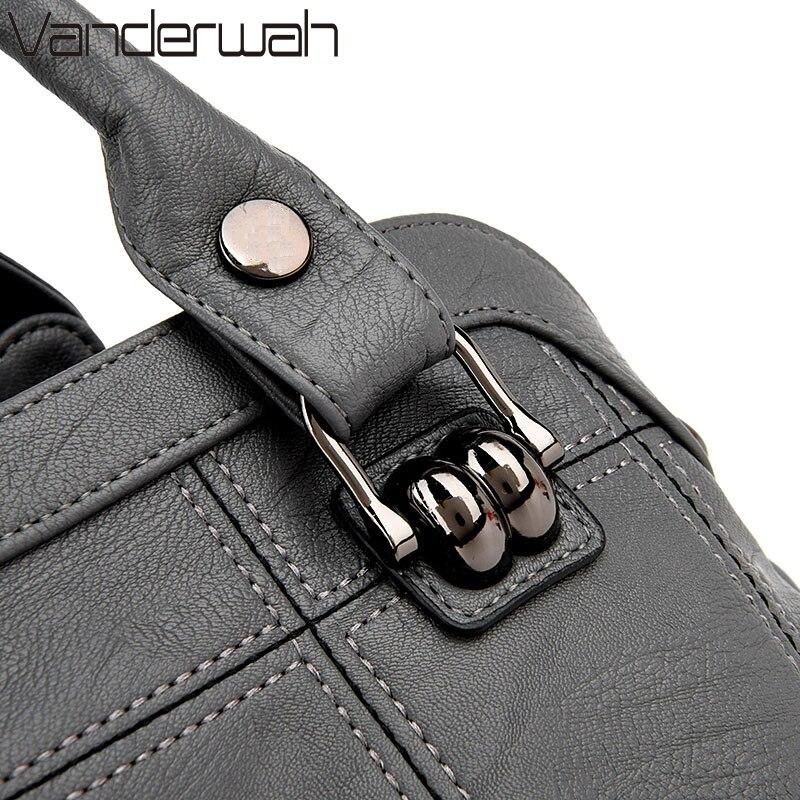 couro bolsas femininas de marcas Tipo de Bolsa : Sacolas de Viagem