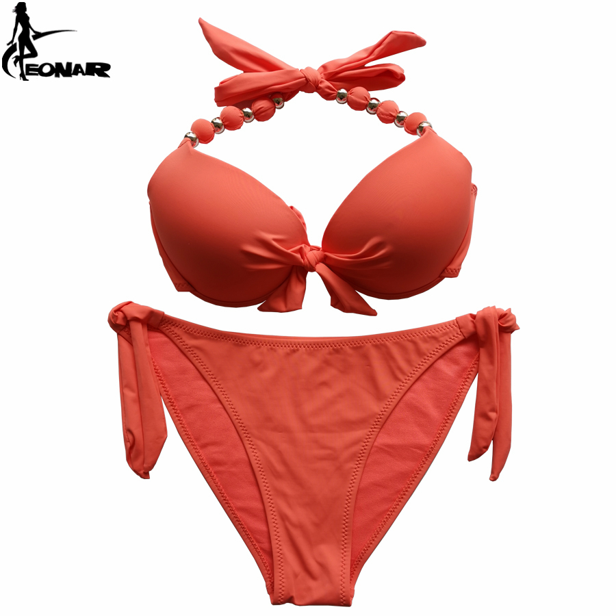 EONAR Bikini 2019 Offer Combined Size Swimsuit Push Up Brazilian Bikini Set Bathing Suits Plus Size EONAR Bikini 2019 Offer Combined Size Swimsuit Push Up Brazilian Bikini Set Bathing Suits Plus Size Swimwear Female XXL