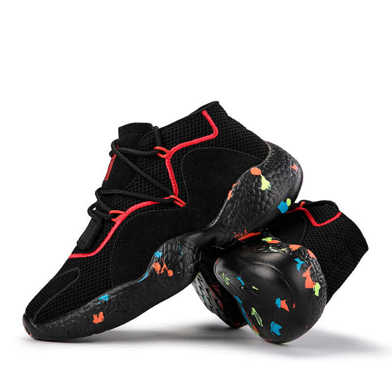 a7f23967d2885 Unsiex Y 3 BYW Basketball Shoes Men Mesh Breathable Outdoor ...