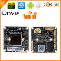 BESDER Full HD 1080P IP Camera Board Wifi Audio HI3516C + 1/2.8'' SONY IMX322 Sensor ONVIF P2P XMEye CCTV Board