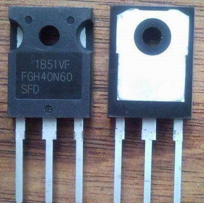 10pcs/lot FGH40N60SFD FGH40N60 40N60 Variable Tube IGBT Welder New Original In Stock