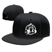 La evolución culturista crecer gorras de béisbol sombrero de estilo(China) 729be509d84
