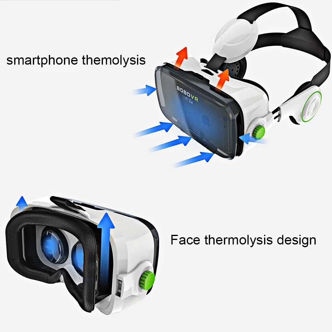 c0efd364b59 Xiaozhai BOBOVR Z4 VR BOX Universal Virtual Reality 3D Video Glasses ...