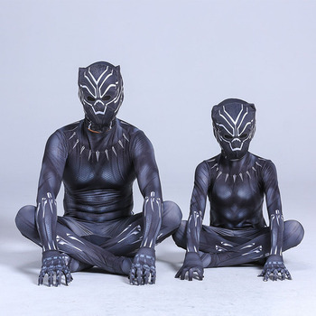 Black Panther Costume Kids