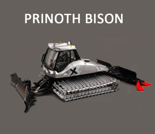 R80105 1:43 Prinoth Bison Snow Groomer-in Diecasts & Toy Vehicles
