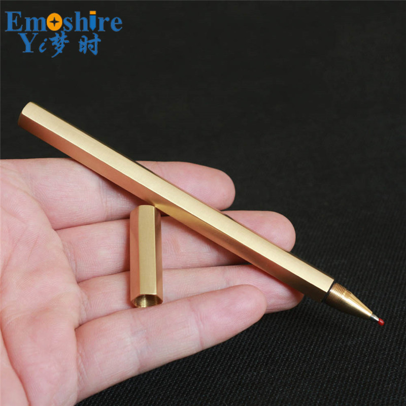 Teachers' Day Gifts Ballpoint Pens Stationery Pen Metal Ballpoint Pen School Pen Fashion School Stationery Free Shipping P402