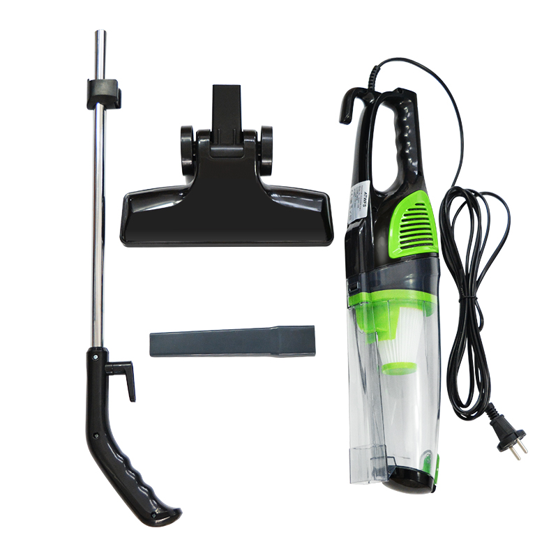 ATWFS Ultra Quiet Portable Hand Vacuum Cleaner for home Rod Mini Vacuum Cleaners Dust Collector Aspirator Floor Cleaner