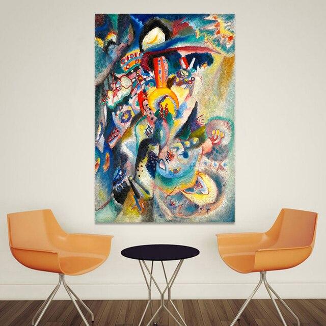 Aliexpresscom Buy HDARTISAN Modern Abstract Canvas Art Painting